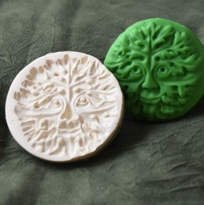 085: Greenman Cookie Stamp