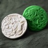 052: Celtic Seahorse Cookie Stamp